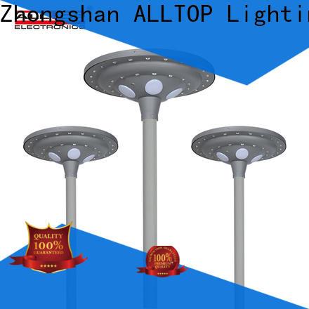 ALLTOP wholesale smart solar led garden light supply for decoration