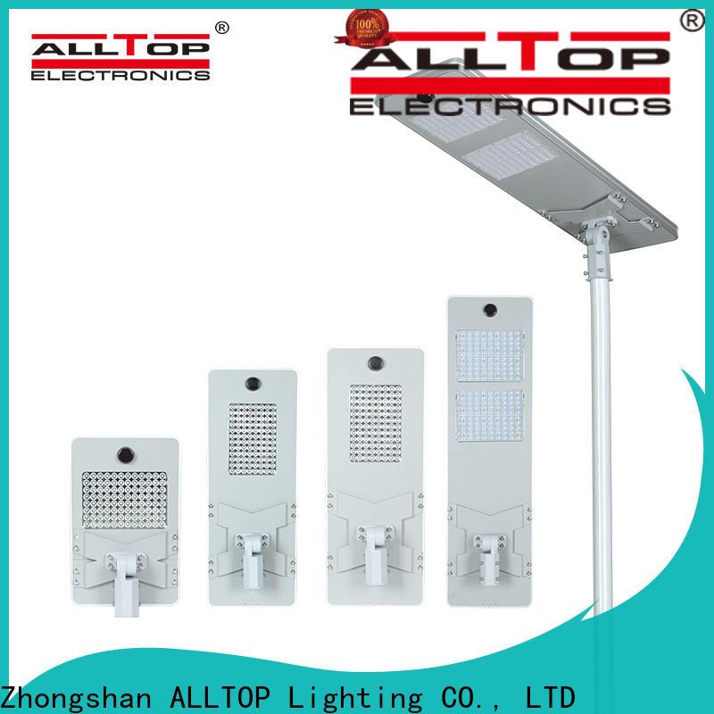 ALLTOP best manufacturer luminaire street light factory for art lighting