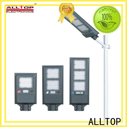 ALLTOP solar street factory direct supply for road