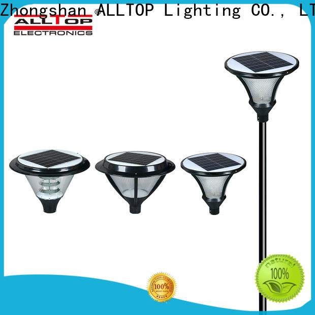 ALLTOP solar garden lamps for business for decoration