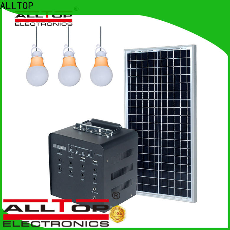 energy-saving customized solar powered flood lights series for camping