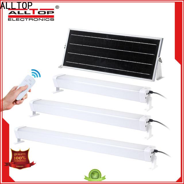 ALLTOP solar wall lantern directly sale for garden