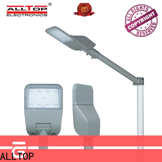 ALLTOP high-quality led street light factory for facility