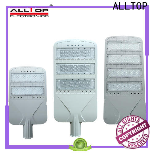 ALLTOP automatic led street light heads for business for lamp
