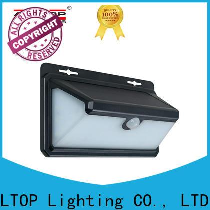 ALLTOP solar pir wall light series for camping
