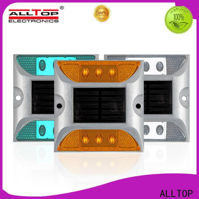 ALLTOP waterproof solar powered traffic lights price series for hospital