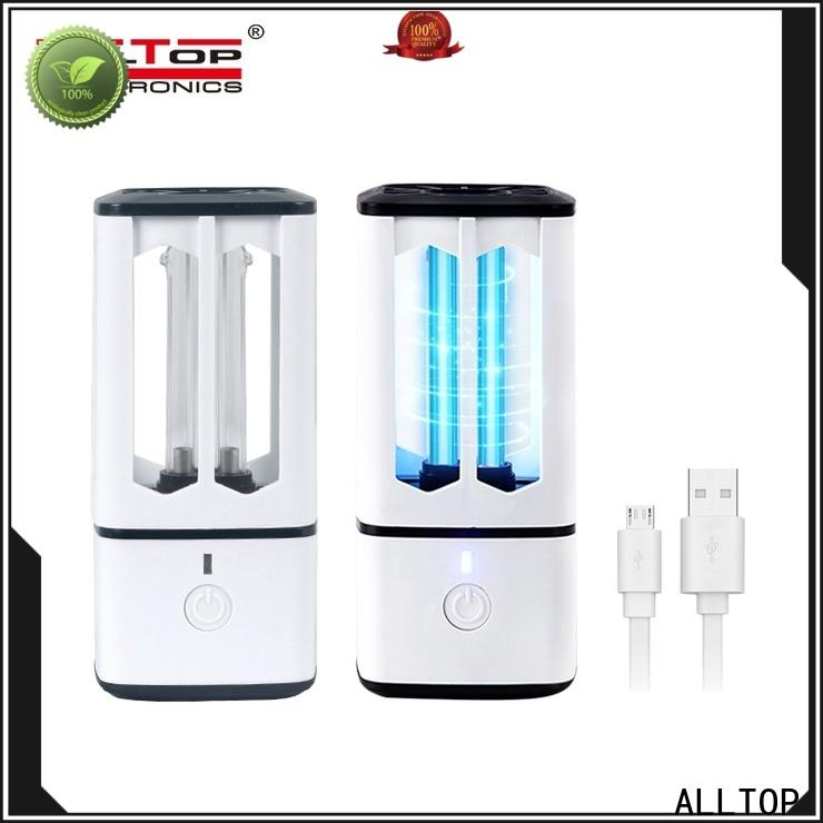 ALLTOP popular uv sterilizing light company for water sterilization