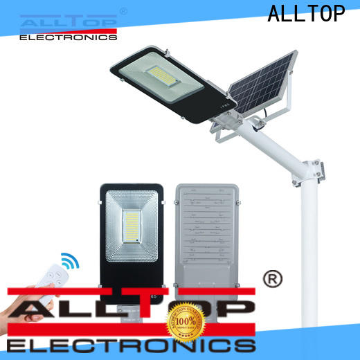 ALLTOP solar light for road directly sale for landscape
