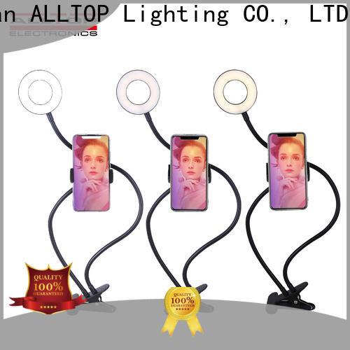 ALLTOP photo ring light supplier for family
