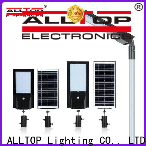 waterproof 9w solar street light factory for lamp
