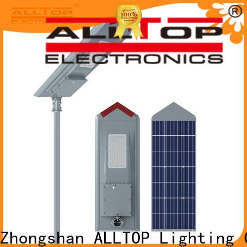 ALLTOP solar lamp wholesale for highway