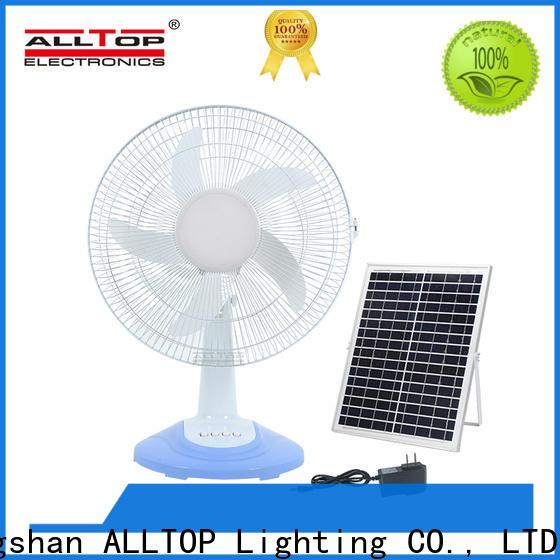 ALLTOP 12v solar lighting system factory direct supply for home