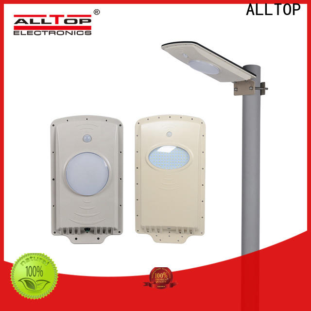 ALLTOP customized solar wall light directly sale for road