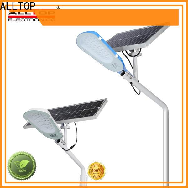 ALLTOP energy-saving solar light for road wholesale for lamp