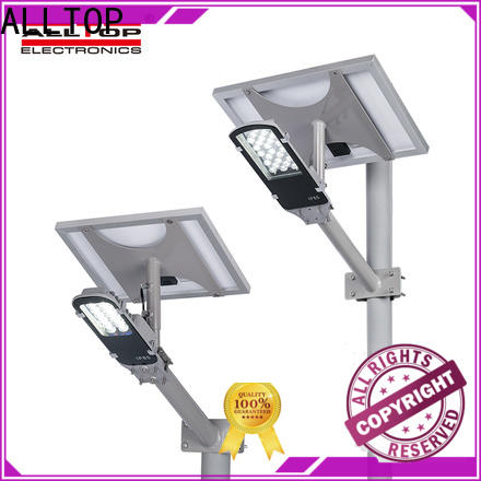 ALLTOP solar street lamp directly sale for playground