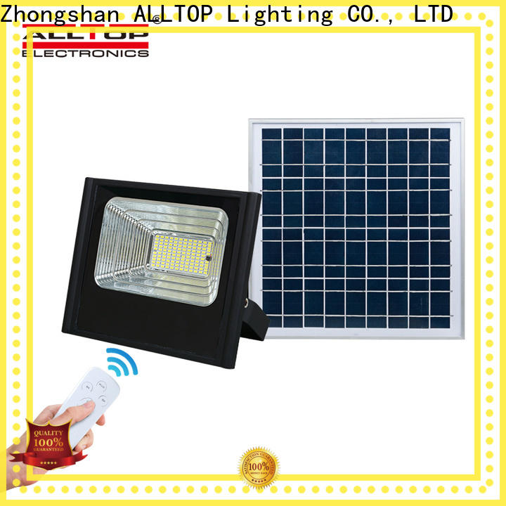 ALLTOP solar floodlight factory for spotlight