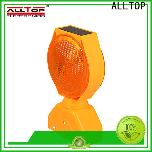 ALLTOP waterproof solar powered traffic lights price directly sale for factory