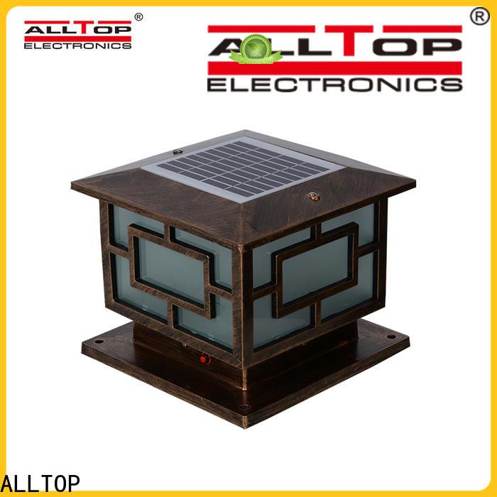 ALLTOP custom watt customized solar garden light for business for landscape