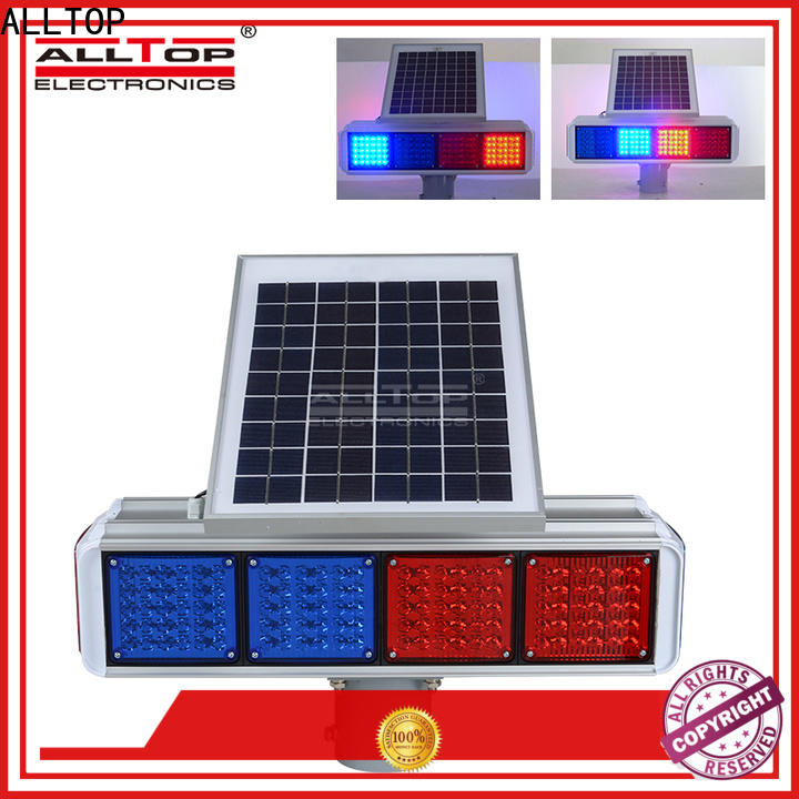 double side solar powered traffic lights suppliers wholesale for factory