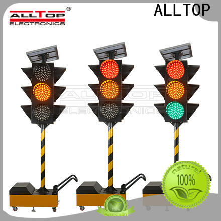 double side solar powered traffic lights price directly sale for hospital