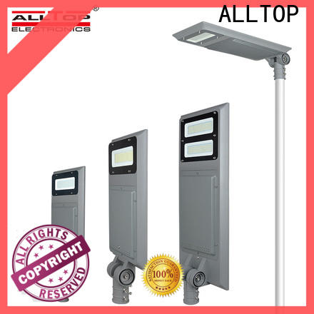 ALLTOP solar lamp factory direct supply for road