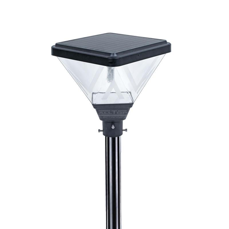 ALLTOP park road lighting waterproof ip65 20w led solar garden light