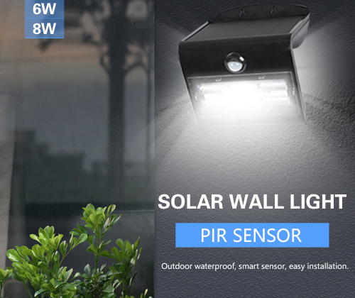 ALLTOP modern solar pir wall light manufacturer highway lighting-3