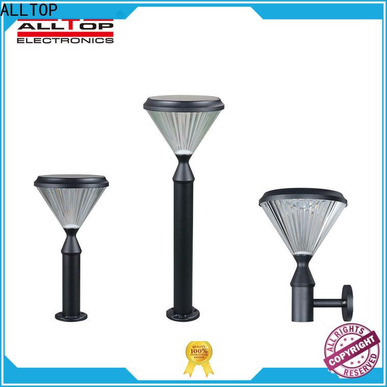 ALLTOP integrated wholesale solar garden lights supply for landscape