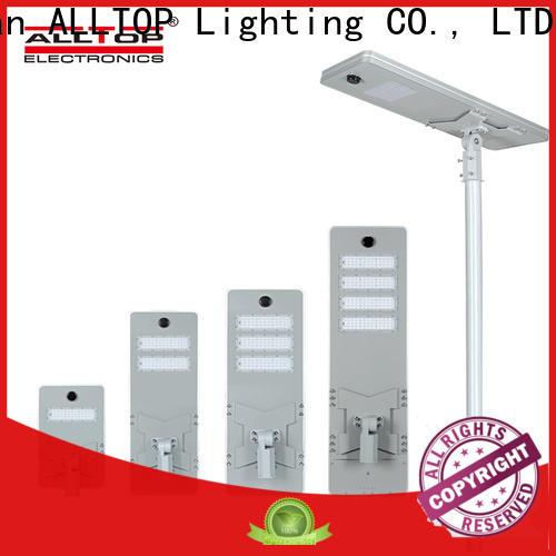 ALLTOP adjustable customized solar wall light manufacturer for garden