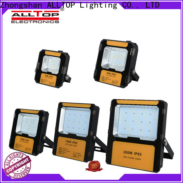 outdoor led flood light series for warehouse