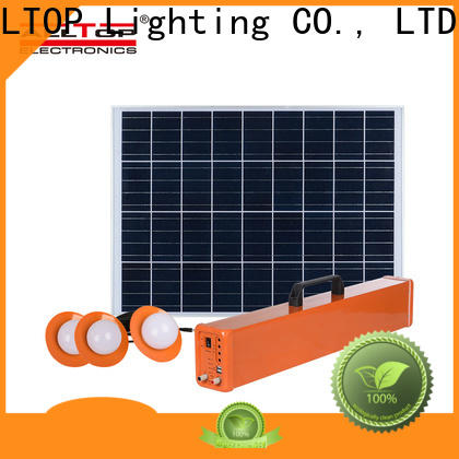 ALLTOP abs customized solar powered flood lights with good price indoor lighting