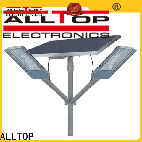 factory price 30w solar street light wholesale for outdoor yard