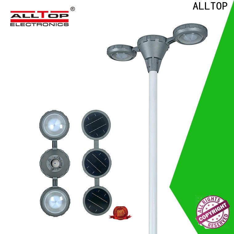 ALLTOP classical customized solar garden light supply for landscape