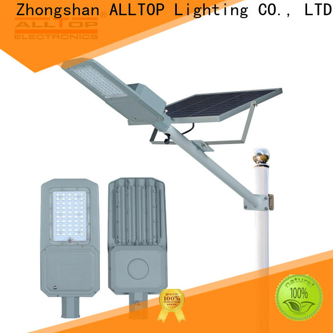 factory price solar led street lamp factory for playground
