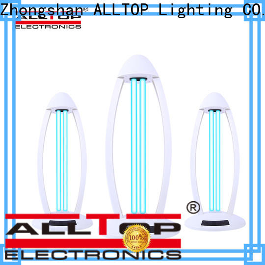 ALLTOP germicidal lamps factory for water sterilization