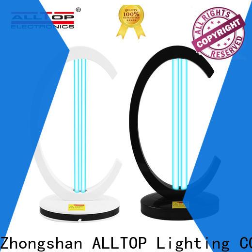 ALLTOP uv lamp germicidal company for water sterilization