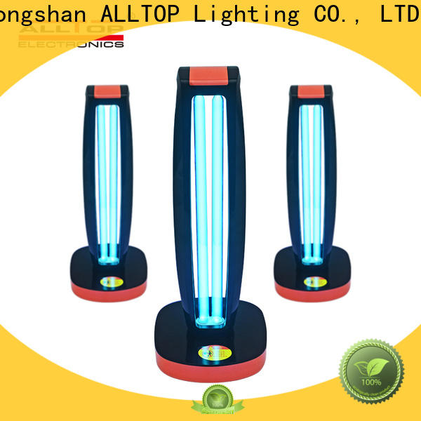 intelligent sterilization light factory for air disinfection