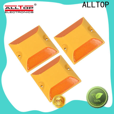 ALLTOP solar traffic light directly sale for safety warning