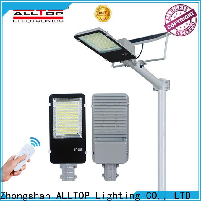 ALLTOP solar road lights factory for garden
