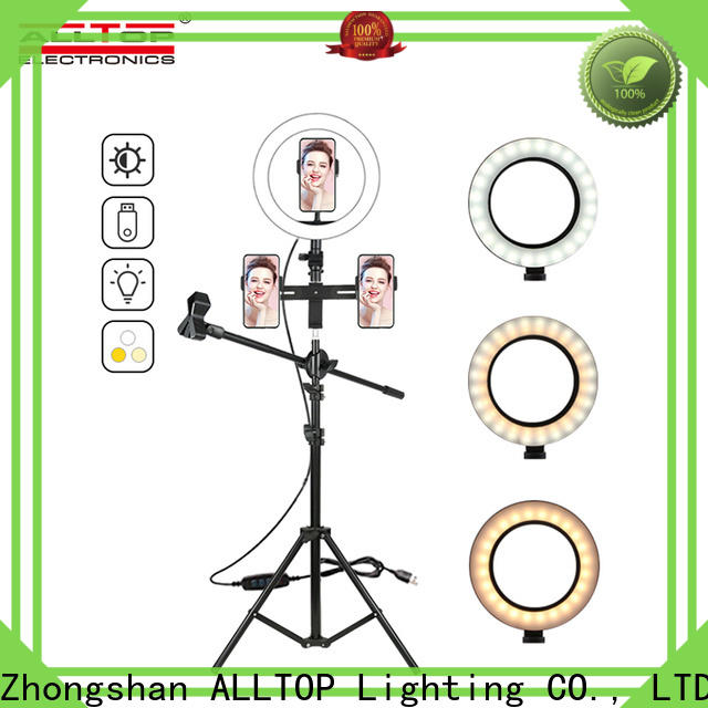 ALLTOP top brand ring light with good price