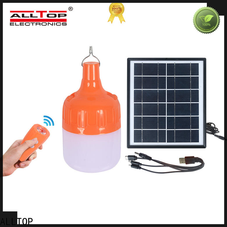 ALLTOP modern solar wall lantern wholesale for garden