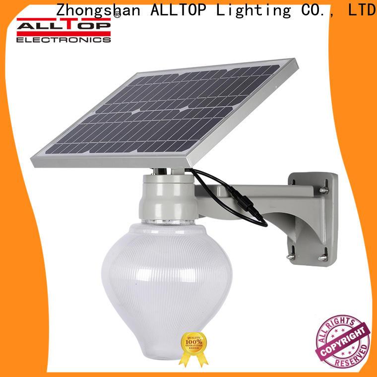 factory price solar road lamp supplier for garden