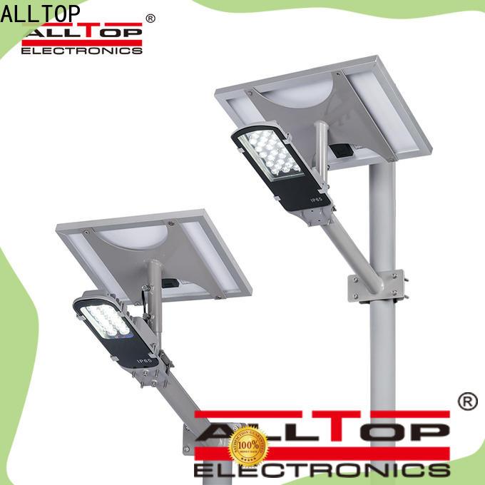 solar led street light supplier for playground