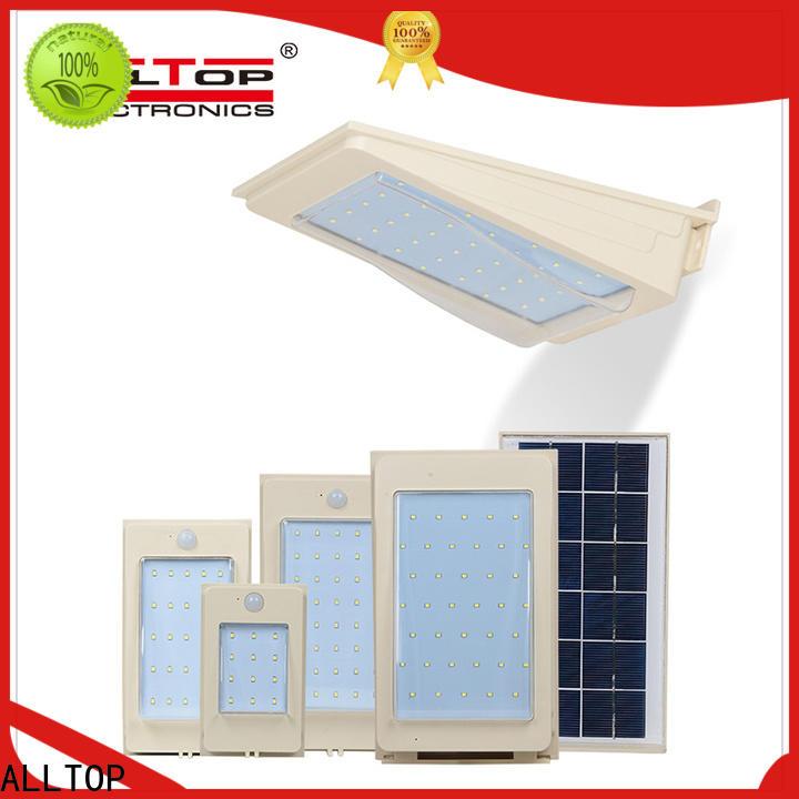 ALLTOP waterproof solar wall sconce manufacturer for garden