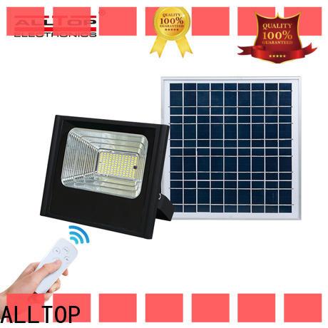 ALLTOP solar floodlight company for spotlight