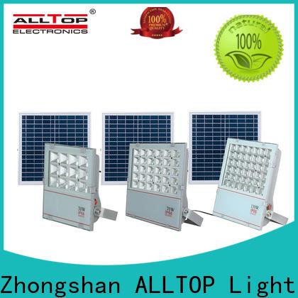 ALLTOP waterproof solar flood lights company for spotlight