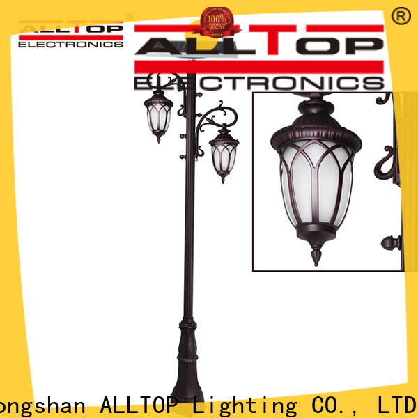 ALLTOP high quality outdoor garden light free sample suppliers for landscape