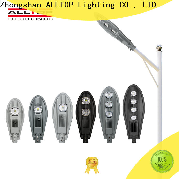 ALLTOP automatic solar street light pricelist factory for lamp