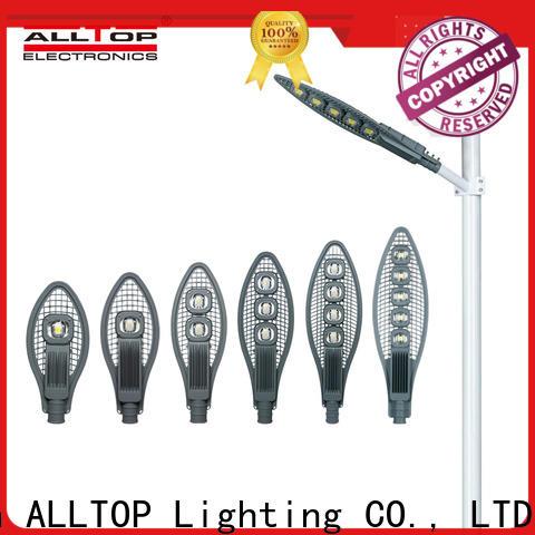ALLTOP automatic solar street light pricelist factory