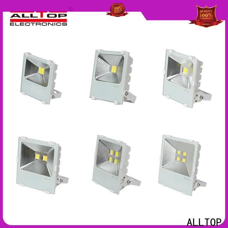 ALLTOP led flood light manufacturer for workshop